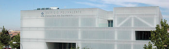 Tendrá lugar en la sede de la Facultad de Farmacia, edificio Polivalente