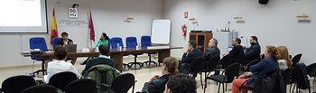 Presentación del programa PICE a empresarios de la comarca de Puertollano