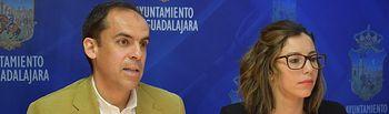 Daniel Jiménez y Lucía de Luz.