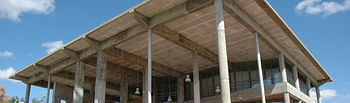 El edificio Benjamín Palencia acogerá el Congreso