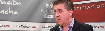 Santiago Cabañero, secretario general del PSOE provincial de Albacete