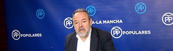Jesús Labrador, senador del PP por Toledo. Foto: PP CLM.