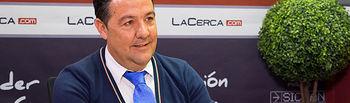 Juan José Moreno, director ejecutivo de Huntec