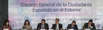 Valeriano Gómez. Foto: Ministerio de Trabajo e Inmigración