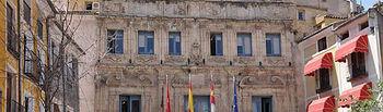 Edificio del Ayuntamiento de Cuenca