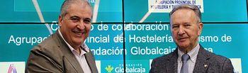 La Fundación Globalcaja Cuenca renueva el convenio con la Agrupación de Hostelería