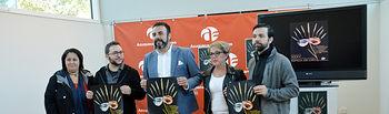 Presentación de la XXXV Muestra Nacional de Teatro Espiga de Oro