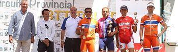 El Director General de Deportes asiste VIII Clasica Mountain Bike en Quismondo 1. Foto: JCCM.