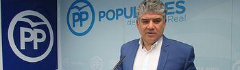 Carlos Cotillas, senador.