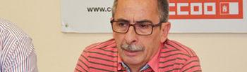 Ramón Górriz estuvo la semana pasada en Ciudad Real para explicar el AENC