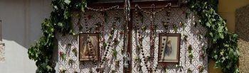 Cruces de Mayo en Pastrana