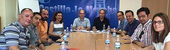 Reunión APRA - FEDA. 26-07-16