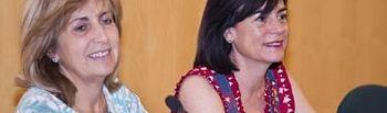 Isabel Nogueroles y Carmen Heredia presentan la edición 2013 del programa Las Noches Son para el Verano