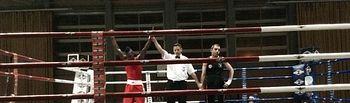 Jesus Coy perdio ante Abdoul Togo en Valencia dejando muy buena impresión