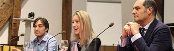IV Seminario bilingüe de Responsabilidad Social celebrado por la UCLM en Toledo.
