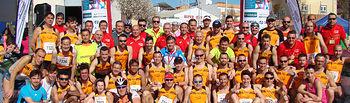 Atletas de La Roda.