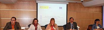 Montalvo presenta la gestión del sistema de reclamaciones de consumo a expertos de la UE