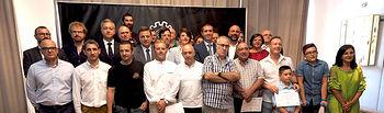 Los cuchilleros de Albacete cumplen 40 años con la entrega de sus premios regionales en la Feria