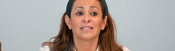 Rosa González de la Aleja, concejal de Promoción Económica del Ayuntamiento de Albacete