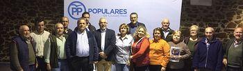 Congreso local PP Puebla de Don Rodrigo.