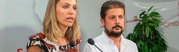 María Jesús Merino y Francisco Pérez Torrecilla .
