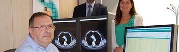 Publicada la resolución por la que se constituye la Red de Expertos y Profesionales de Imagen Médica Radiológica. Foto: JCCM.
