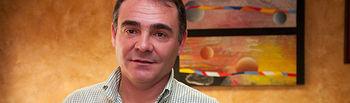 Félix Pérez, gerente de Grupo Albatrade.