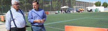 Visita 9º Campeonato Nacional de Fútbol 7 Inclusivo de FECAM .