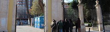 Puerta de los Jardinillos.