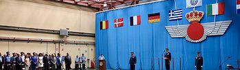 Toma de posesión de mando del Coronel Jefe del Programa de Liderazgo Táctico (TLP) y de su componente nacional