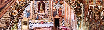Ermita de Belén en Liétor.