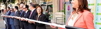 Rosa Romero destaca el compromiso del Ayuntamiento los 365 días del año porque Ciudad Real sea una ciudad para todos