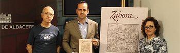 La Diputación presenta un estudio sobre la búsqueda de tesoros ocultos en la provincia de Albacete, en el número 58 de la revista Zahora