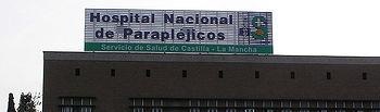 Hospital Nacional de Parapléjicos. Imagen de archivo.