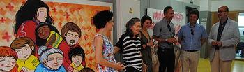 Exhibición Graffiti- Cruz Roja Albacete