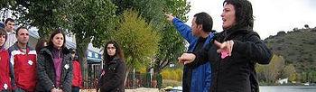 El Gobierno de Castilla-La Mancha colabora para garantizar los medios de apoyo a la comunicación oral de las personas sordas.