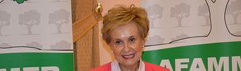 Carmen Quintanilla, presidenta nacional de la Asociación de Familias y Mujeres del Medio Rural (Afammer)