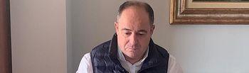 Emilio Sáez, vicealcalde de Albacete y concejal de Seguridad Ciudadana.