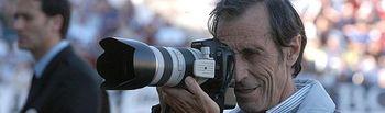 Jesús Moreno - Fotógrafo. Foto: Masquealba.com