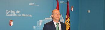 José Manuel Tortosa portavoz de Economía y Presupuestos del GPP.