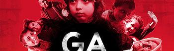 """Poster del Documental """"Gaza"""""""
