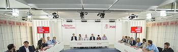 Reunión de los miembros del Comité Electoral