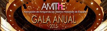 La Gala de AMIThE acogerá los Premios Nacionales de Teatro  a Carlos Hipólito y al diario ABC.
