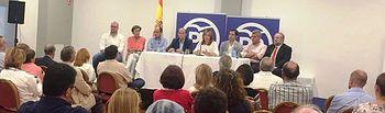 Reunión del Comité Ejecutivo Provincial del PP de Guadalajara.