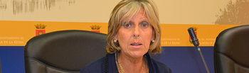 María Ángeles Núñez, concejal de Cultura en el Ayuntamiento de Talavera de la Reina.