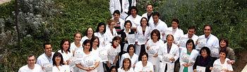 """Los profesionales del Servicio de Oftalmología del Hospital General """"La Mancha Centro"""", de Alcázar de San Juan (Ciudad Real), que recientemente han obtenido su tercer premio de carácter internacional en Chicago (EEUU)."""