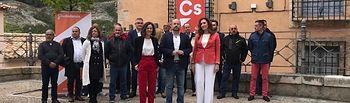 Presentación candidatura Cs Cuenca.