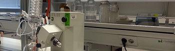 Laboratorio del Centro Regional de Investigaciones Biomédicas (CRIB) de la UCLM