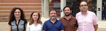 Equipo de Dirección ESII Albacete.