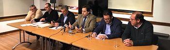 Antonio Vizcaíno reelegido presidente de la asociación local de Agricultores y Ganaderos de Almansa